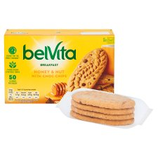 Belvita Honey And Nut Biscuits 225G