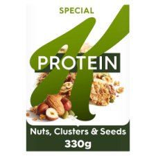Kelloggs Special K Prtn Nuts Clusters And Seeds 330G
