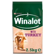 Winalot Dryturkey Dog Food 2.5Kg