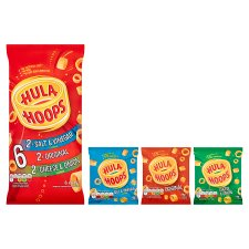 Kp Hula Hoops Family 6X24g