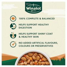 Winalot Dog Food Meat Selection In Gravy 40X100g