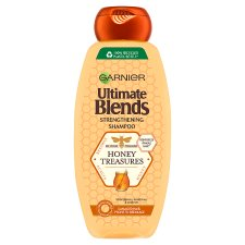 Garnier Ult/B Honey Strengthening Shampoo 360Ml