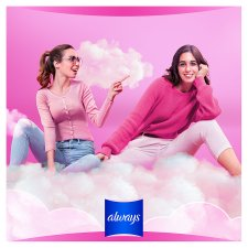 Always Sensitive Normal Size 1 S/Twls With Wings 14 Pack