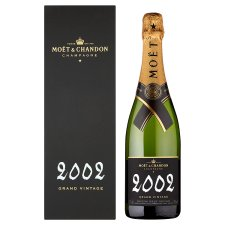 Moet And Chandon Grand Vintage Champagne 75Cl