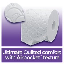 Andrex Toilet Tissue 4 Roll Quilts