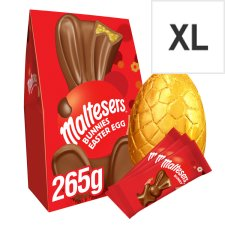 265946189: Malteaster Bunny Luxury Easter Egg And Chocolate 265G