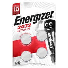 Energizer Cr2032 4 Pack