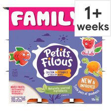 Petits Filous Variety Fromage Frais 18 X47g