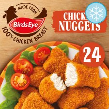 Birds Eye 24 Chicken Nuggets 379G