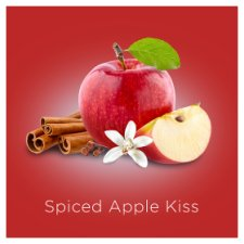 Glade Candle Spiced Apple Kiss Limited Edition 129G