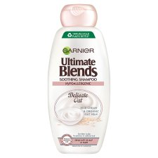 Garnier Ult/B O/Mlk Sensitive Scalp Shampoo 360Ml