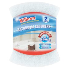 Killeen Bathroom Scourers 2 Pack