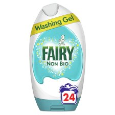 Fairy Non Bio. Washing Gel 24 Washes 888Ml