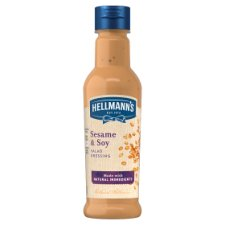 Hellmann's Toasted Sesame And Soy Dressing 210Ml