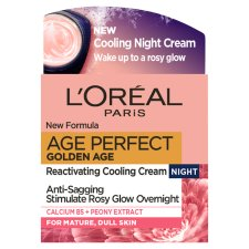 L'oreal Paris A/Prf Golden Age Night Cream 50Ml