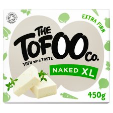 The Tofoo Co. Naked Xl Extra Firm Organic Tofu 450G