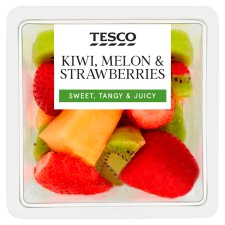 Tesco Kiwi Strawberry And Melon 260G