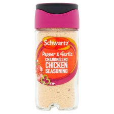 Schwartz Chargrill Chicken Grill And Sizzle 51G