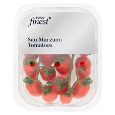 Tesco Finest* Mini San Marzano Tomatoes 270G