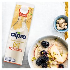 Alpro Oat No Sugars Chilled Drink 1 Litre