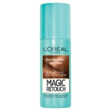 L'oreal Magic Retouch Rt/Tchup Mahogany Brown 75Ml