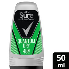 Sure Men Quantum Roll-On Antiperspirant Deodorant 50Ml