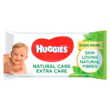 Huggies Baby Wipes Natrual Care 56 Pack