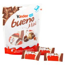 Kinder Milk And Hazelnut Bueno Mini 86.4G