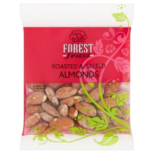 Forest Feast Roasted And Salted Almonds 40G