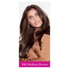 L'or/Ccg Medium Brown 500 S/Prmt Hair Dye