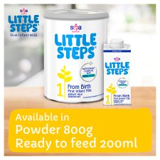 Sma Little Steps First Milk 1 From Birth 800G