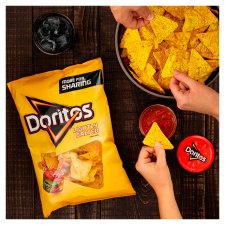 Doritos Lightly Salted Tortilla Chips 230G