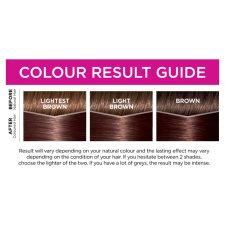 L'or/Ccg Chocolate Trufl Brown S/Prmt Hair Dye
