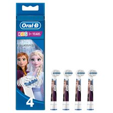Oral-B Stages Frozen Replacement Electric Toothbrush Heads 4