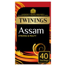 286841845: Twinings Assam 40 Tea Bags 100G