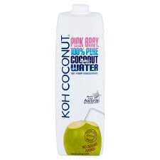 Koh Pink Baby Coconut Water 1L