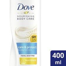 Dove Care And Protect Spf Lotion 400Ml