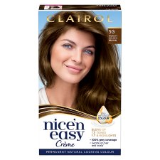 Clairol Ncen/Esy Medium Golden Brown 5G Hair Dye