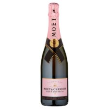 Moet And Chandon Rose Non Vintage Champagne 75Cl