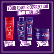 L'oreal Elvive Colour Protect Purple Conditioner 150Ml