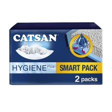 Catsan Smart Pack Cat Litter 2 Pack