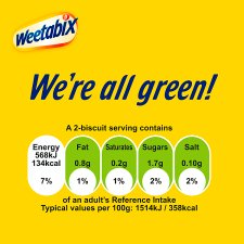 Weetabix Cereal 72 Pack