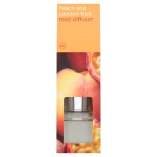Tesco Peach And Passion Fruit 90Ml Diffuser