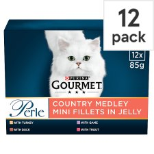 Gourmet Perle Country Medleys In Jelly 12X85g