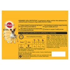 Pedigree Loaf Dog Food Pouches 12 Pack
