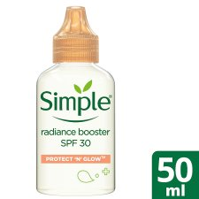 Simple Prot 'N' Glow Radiance Booster Spf30 50Ml