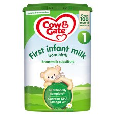 Cow Gate 1 First Milk Powder 800g Groceries Tesco Groceries