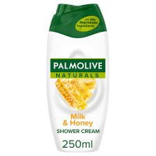 Palmolive Nats Milk And Honey Shower Gel 250Ml
