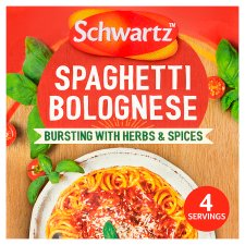 Schwartz Authentic Spaghetti Bolognese Sauce Mix 40G