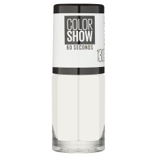 Maybelline Nail Color Show 130 Winter Baby